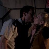 Kurt Rodeghiero and Ginny Meyers Lee in The Night Carter was Bad